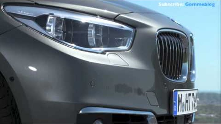 2013 NEW BMW 5 Series GT [535i GT] Restyling - Exterior Design
