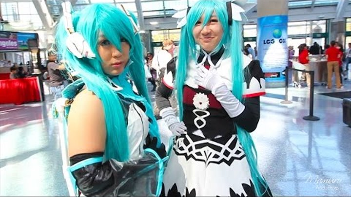 Anime Expo 2011 Convention Video 02