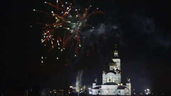 Свято Троицкий храм Волгодонск, Рождество 2017