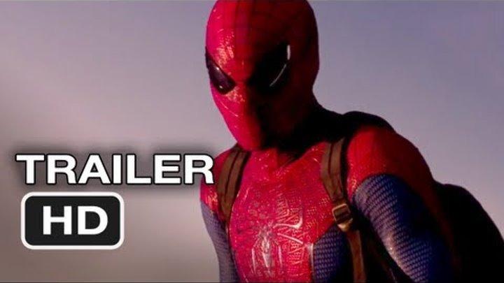 The Amazing Spider-Man Australian Trailer (2012) Andrew Garfield HD