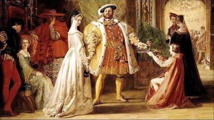 Анна Болейн - вторая жена короля Генриха 8 Тюдора и мать королевы Елизаветы 1.