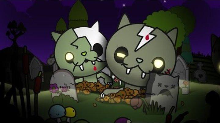Мультик игра Ударный отряд котят - Кот с базукой часть 1