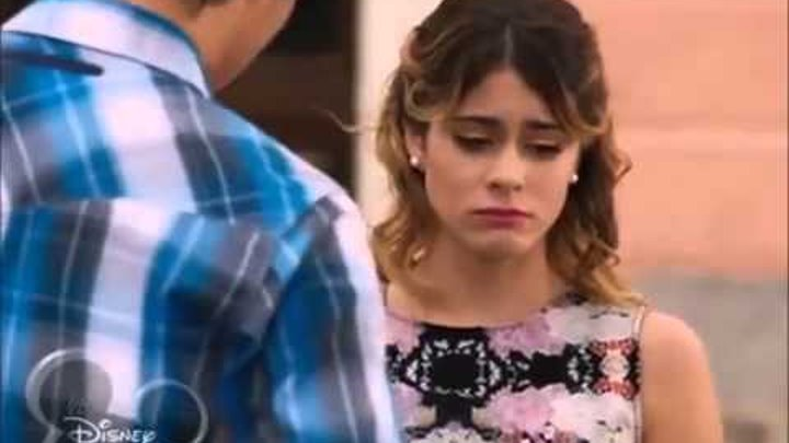 Violetta Разговор Виолетты и Леона Разговор Вилу и Фран 74 серия 2 сезон YouTube