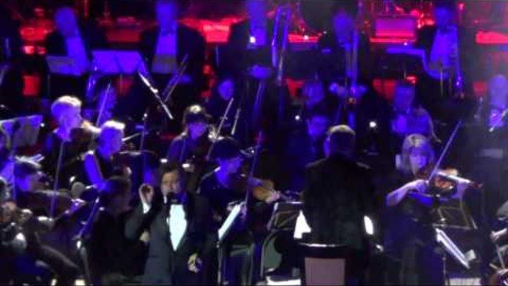 Би-2 с симфоническим оркестром Хипстер (Тула, 20.03.2014)
