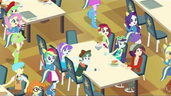 Equestria Girls - Helping Twilight Win The Crown (Digital Version 1080p HD)