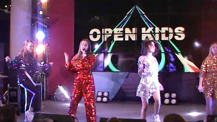 """Премьера песни Open Kids - """"Хищники"""" в Ocean Plaza"""