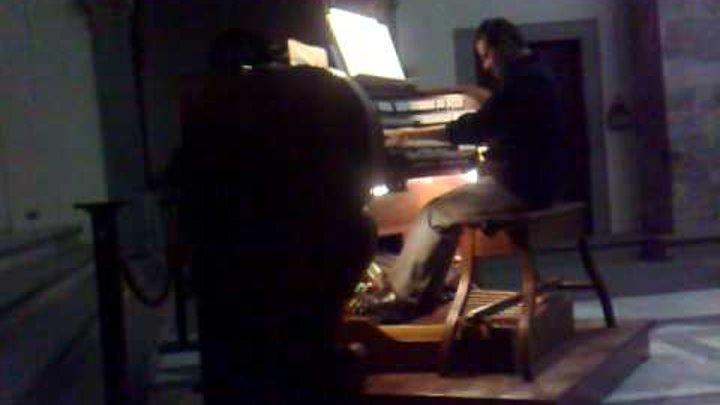 La Verna Organ Festival 2009: Marco Lo Muscio Plays: Paolo Lazzeri: Neogothic Toccata n.5