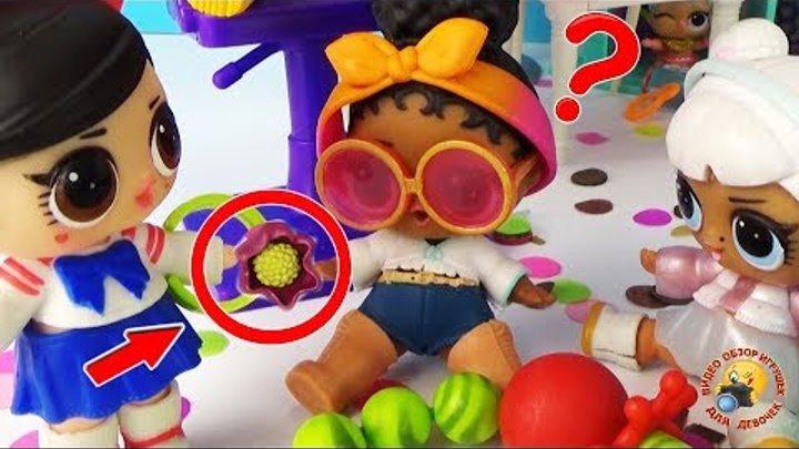 ЛОЛ Челлендж! Создаем УКРАШЕНИЯ ПОП АРТ для девочек Играем с куклами Видео для детей Play dolls LOL