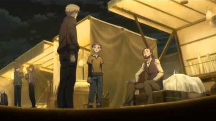 Волчица и пряности 2 сезон 05 серия из 12 (2009)