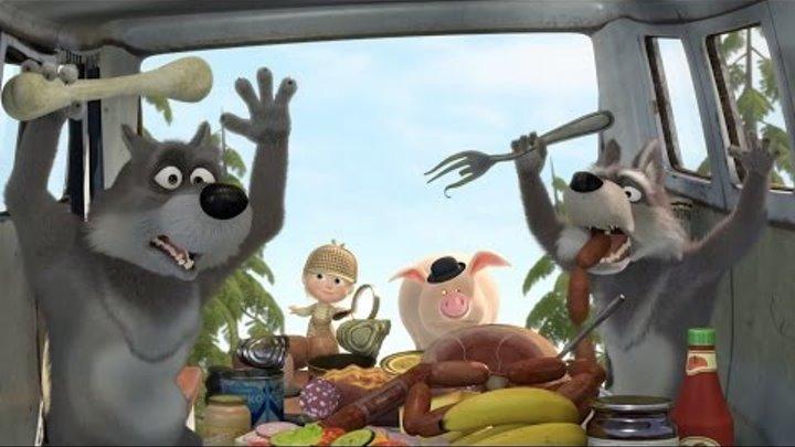 Маша и медведь - Запутанная история (Лапы вверх!)