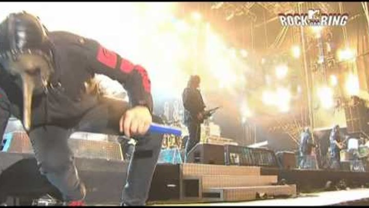 Slipknot - Wait and Bleed - Live @ Rock am Ring 2009