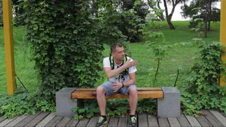 Путешествие по Китаю #6: Парк «Солнечный остров» в Харбине