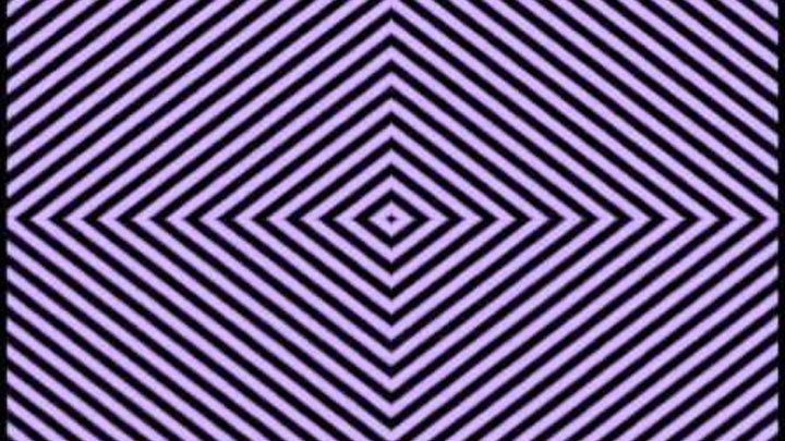 "The Illusionator - Optical Illusion #1 - ""Diamonds 4EVR"" Natural Acid Hallucinogen HD"