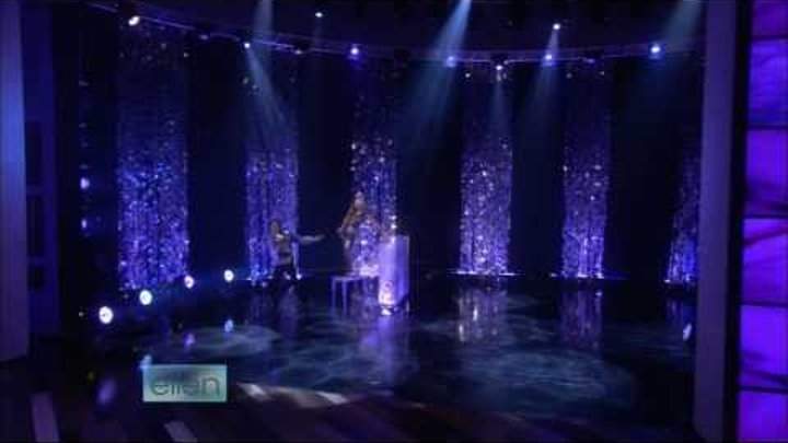 Lady GaGa - Poker Face - 12.05.09 The Ellen DeGeneres Show Live HD Music Video