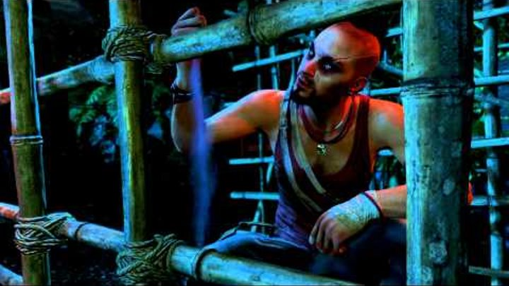 Far Cry 3 Ваас Монтенегро