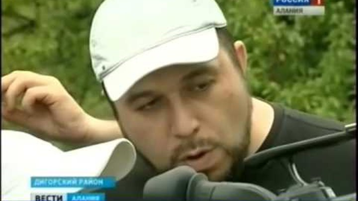 Вести Алания - репортаж со съёмок фильма Зона ИКС