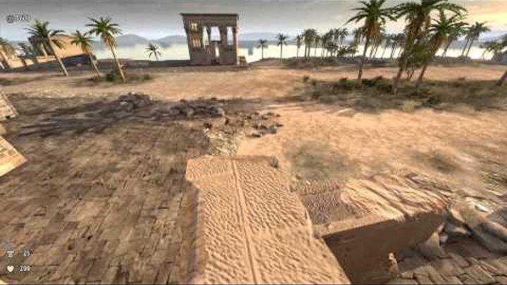 [Все Секреты] Прохождение Крутой Сэм 3 Жемчужина Нила (часть 1)
