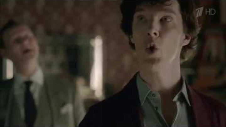 Боже, даже ёжику понятно Шерлок Sherlock 3 сезон 1 серия