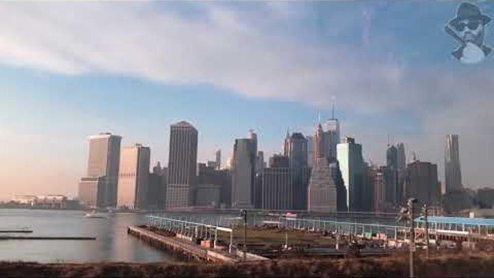 Нью-Йорк - город контрастов ) Не единым бритьем живет человек!