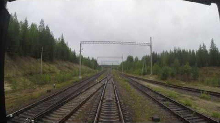 Ледмозеро - Костомукша (Окт. ж.д., РЖД)