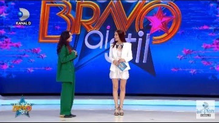 Bravo, ai stil! All Stars (23.04.2018) - Larisa revine in competitie? Silvia si Denisa sunt socate!