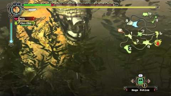 Monster Hunter Tri [Эпизод 12] Кто не рискует... тот не умирает!