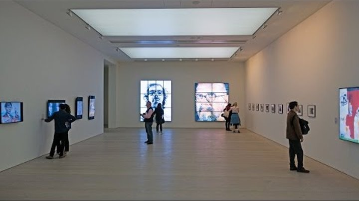 From Selfie to Self Expression ex - Saatchi Gallery - London - April 2017