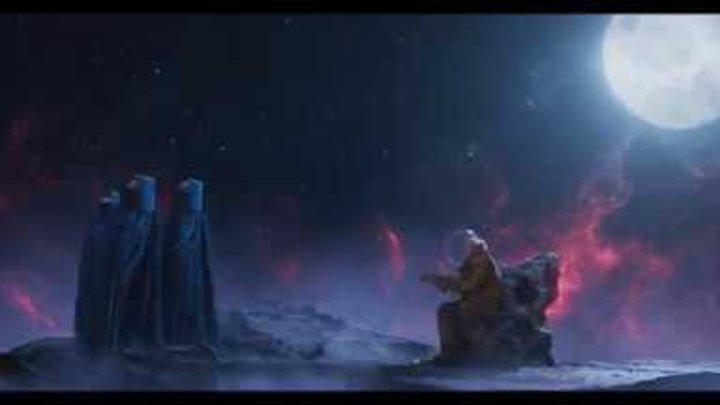 Все сцены после титров Стражи Галактики 2