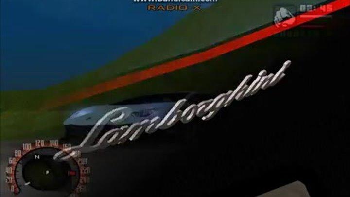 Тест - Драйв Lamborghini Aventador LP720 4 ( Gta )
