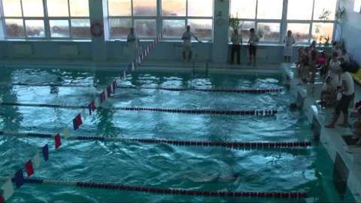 Эстафетное плавание 200м девочки 2005 г.р.