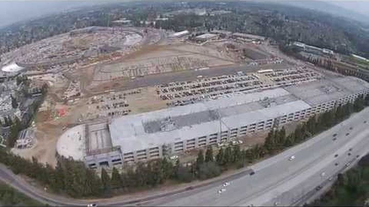 Apple Campus 2 Tour - March 2015
