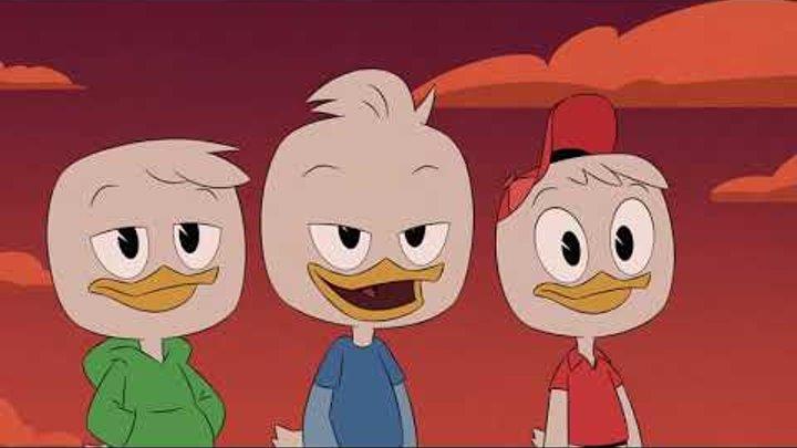 Новые Утиные Истории 1 сезон 23 Серия 10 часть мультфильмы Duck Tales 2018 Cartoons Youtube