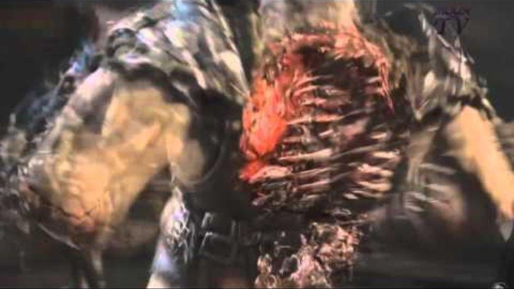 Mortal Kombat X ТОП 10 самые жестокие ФАТАЛИТИ Bloodiest Fatalities .От BRAIN TV.