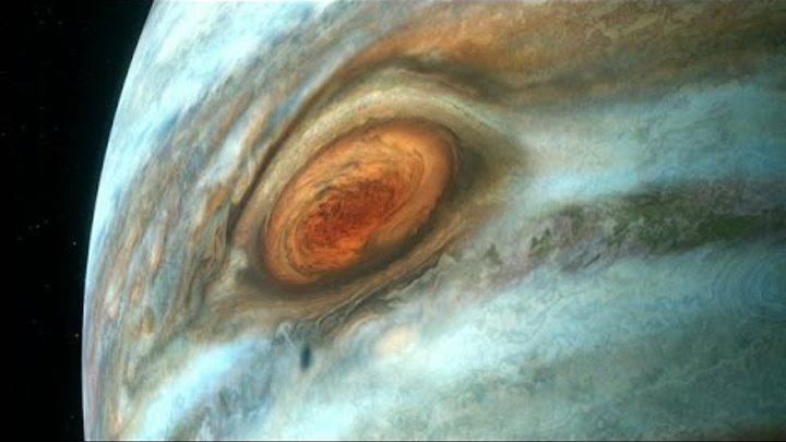 Why Jupiter Has a Giant Red Spot   How the Universe Works