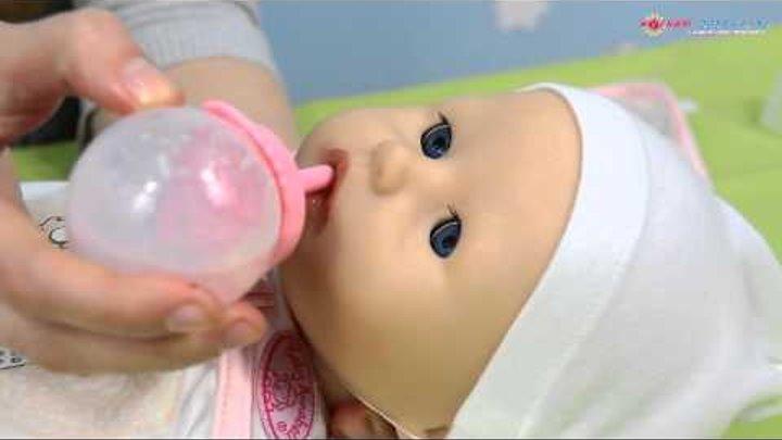 Doll Version 8 - Baby Annabell - Lalka Interaktywna - Zapf Creation - 792193 - Recenzja