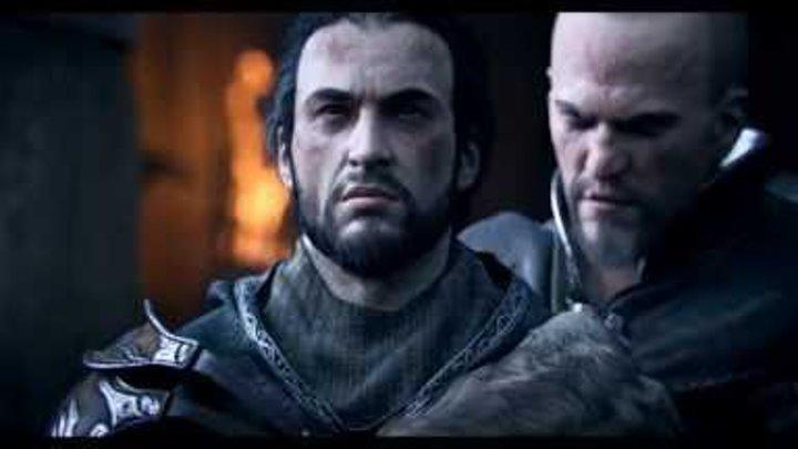 """Дебютный CG ролик (расширенный) """"Assassin's Creed: Откровения"""" RUS"""