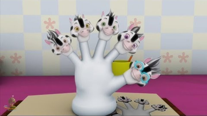 палец семьи песни | детские стишки | мультфильмы для детей | Little Treehouse | Finger Family Song