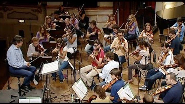 Riccardo Muti prova la Quinta Sinfonia di Ludwig van Beethoven www.riccardomutimusic.com