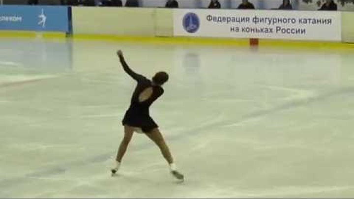 Аделина Сотникова, ПП Самара 2015