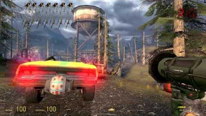 Half-Life 2 Episode Two Прохождение с комментариями Часть 13