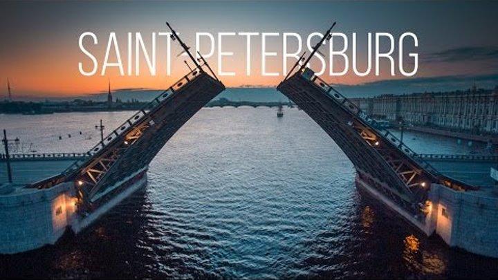 Saint-Petersburg Aerial Timelab.pro / Аэросъемка СПб