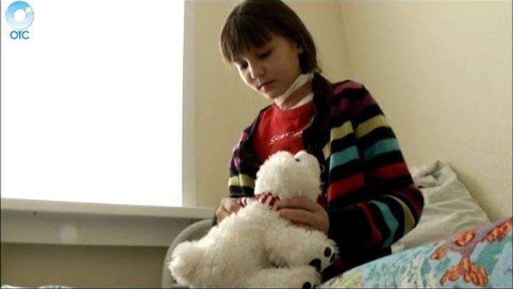 Уникальная операция сибирских врачей. Как удалось спасти жизнь девочке с обожжённым пищеводом?