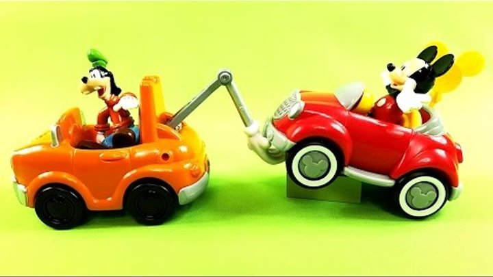 ✿ Игрушки Микки Маус и друзья - Микки Клуб - Цифры до 100