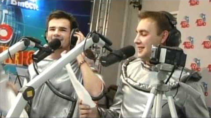 Команда «Отличные ребята» - песня «Синий иней»