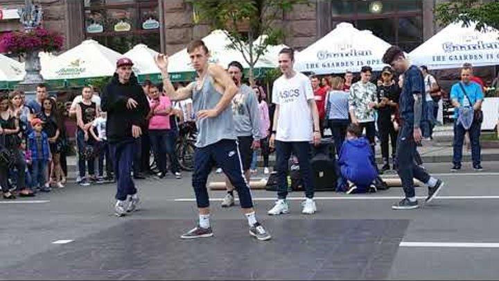 13 Лисиц Уличные танцы Киева Часть 43. 13 Fox Street Dances Part 43
