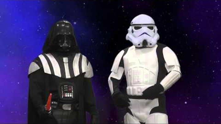 Звездные войны в галактике СМАЙЛА