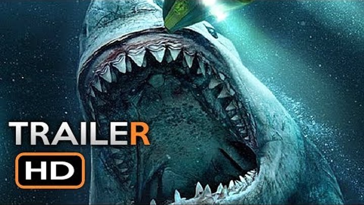 THE MEG International Trailer 2 (2018) Jason Statham, Ruby Rose Megalodon Shark Movie HD
