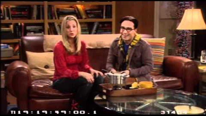 Big Bang Theory - Funny Moments + Bloopers