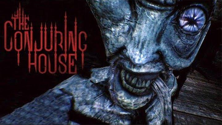 ДРЕВНИЙ ДЕМОН ► The Conjuring House