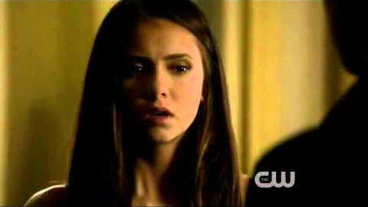 Признание Деймона The Vampire Diaries дневники вампира 2 сезон 8 серия